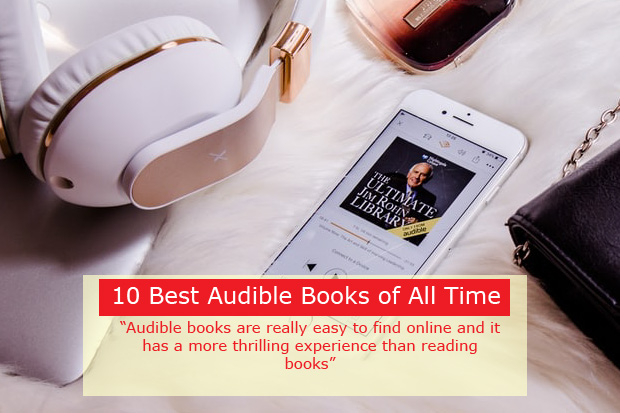 best audible books of all time available