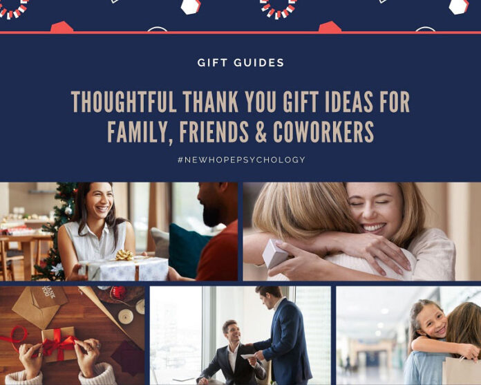 Thoughtful Thank you Gift Ideas