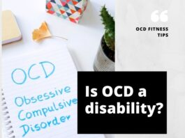 Is OCD a disability