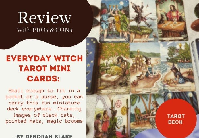 Everyday Witch Tarot Mini Review